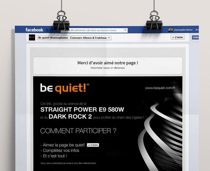 BEQUIET! | FACEBOOK EVENT <span>Facebook</span>