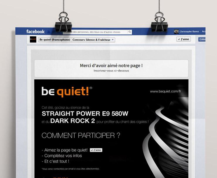 facebook-be-quiet