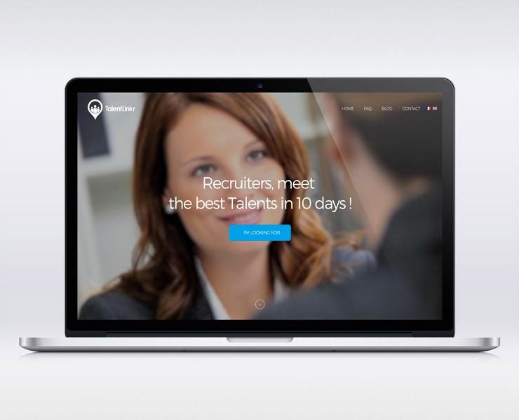 TalentLinkr | Landing Page <span>Landing Page</span>