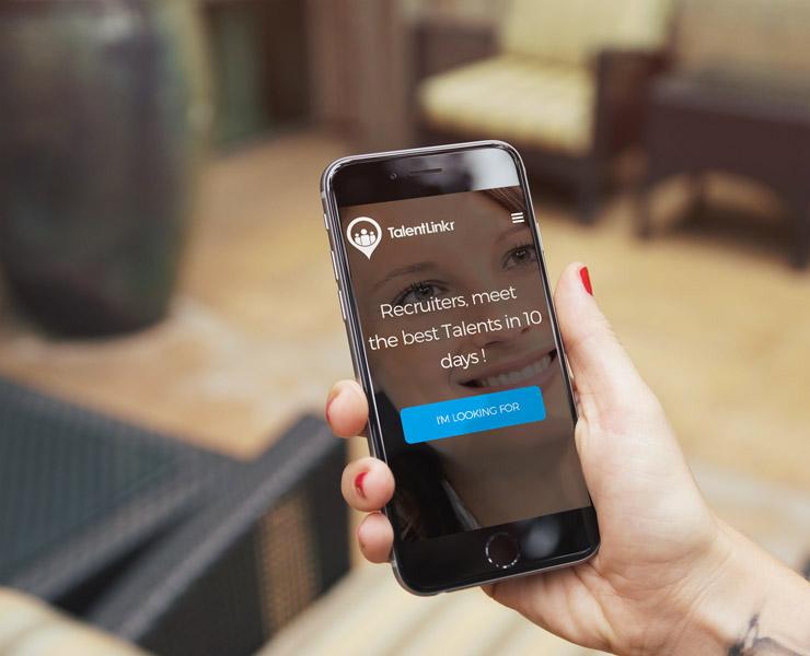 TalentLinkr | Site Mobile
