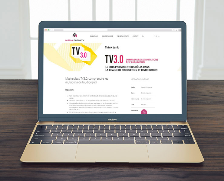 TMF | SITE WEB